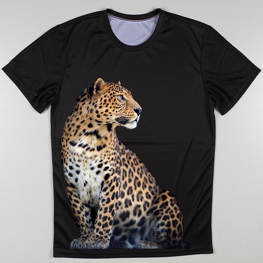 Shirt Leopard