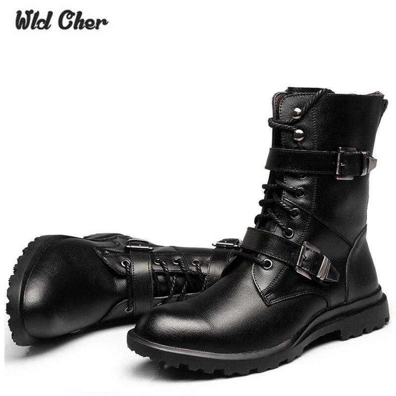 U3010High Quality 2017 U2022 Fashion Fashion Classic Luxury Men Boots Genuine U2467 Leather Leather Casual ...