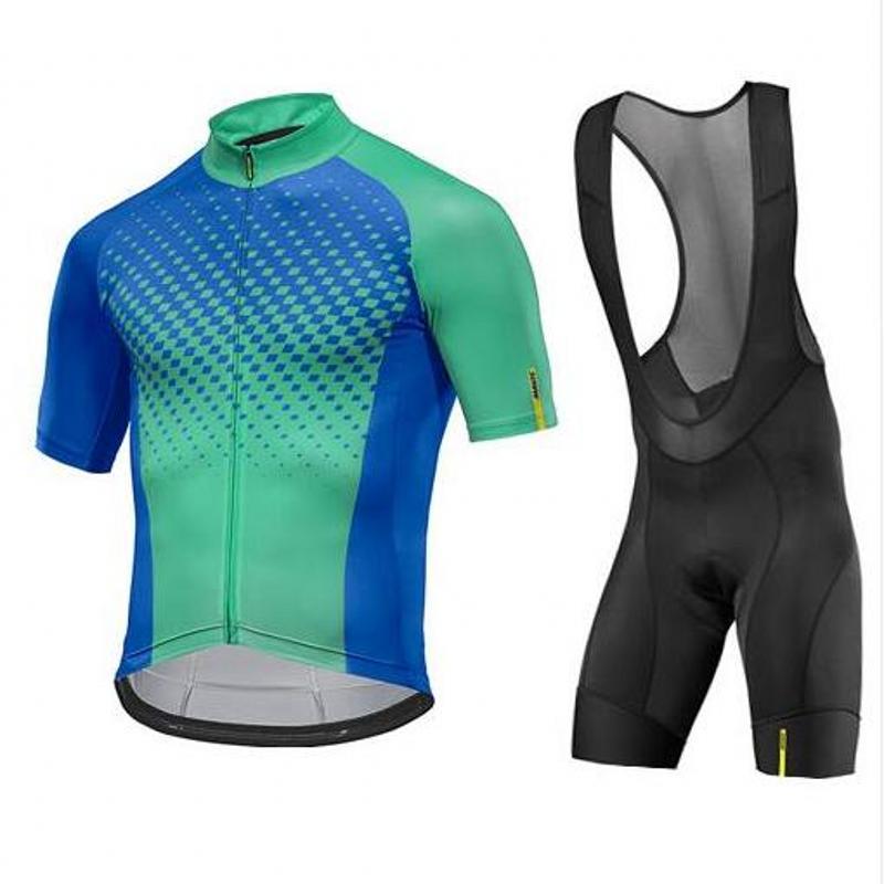 2018 font b Pro b font Team font b Mavic b font Cycling Jersey Bicycle Clothing