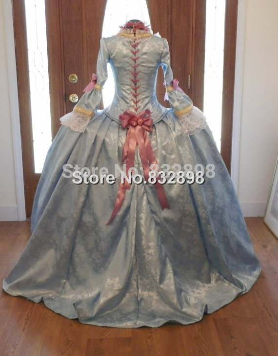 Marie Antoinette Französisch Kolonial Beethoven Waltz Venedig - Damenbekleidung - Foto 5