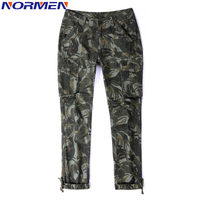 NORMEN Brand Men's Camouflage Cargo Pants Full Length Military Pants For Men Top Grade Good Quality Drop Shipping