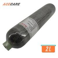 Cilindro AC102 2L CE 4500Psi 30Mpa para tanque de buceo Pcp  cilindro de alta presión Pcp Airforce Condor  cilindro de aire comprimido