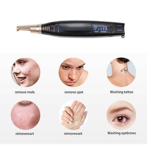 Image 5 - Laserowy pigment do tatuażu blizna kret pieg brwi korektor do usuwania plam LED Picosecond okulary melanina rozcieńczanie maszyna narzędzie do pielęgnacji skóry