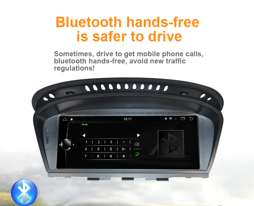 11Koason Android Auto GPS Stereo for BMW E60 3 series CIC 2009-2010
