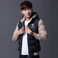TOP 2016 Thick Series Men S Outdoor Brand Cotton Down Jackets Parkas Winter Jackets Coat