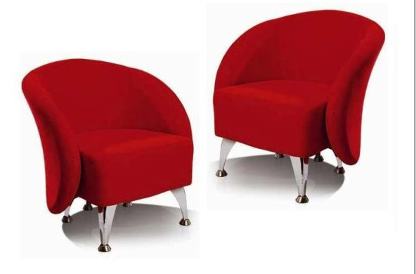 Fashion Cafe Reception Area Lounge Chair Sofa Balcony S Department Creative Chairs Specials