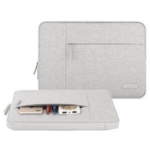 Image 2 - MOSISO Laptop Tas Voor Macbook Air 13 2018 Model A1932 Model Laptop Case Cover voor Macbook Air 13.3 Mac A1369 a1466 Notebook Case