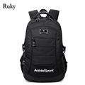 Large-capacity waterproof Casual travel backpacks men's women notebook computer bag backpack College Student School shoulder bag