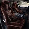 Almofada do assento de carro assentos completos grossas almofadas para rav4 keep warm seat covers para audi a6 4 3x5
