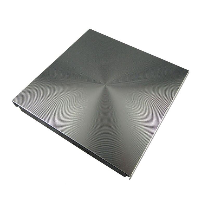 Lecteur Usb 3.0 Bluray lecteur Dvd/bd-rom graveur Cd/Dvd Rw lecture film 3D lecteur Dvd externe Portable pour Windows 10/Mac Os