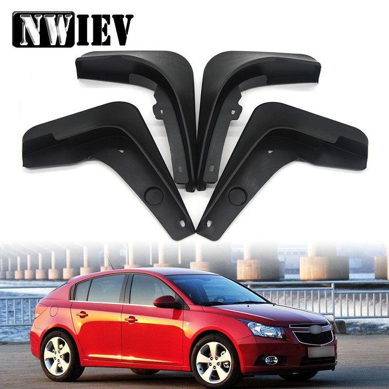 2012 Chevy Captiva Accessories: NWIEV Car Front Rear Mudguards For Chevrolet Holden
