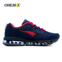 2017 Onemix Men's & Women's breathable Max conformtable Athletic outdoor Sport Athletic Sneakers zapatos de hombre Running shoes