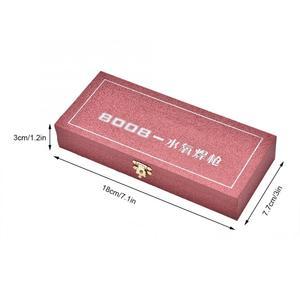 Image 5 - מקצועי חמצן לפיד תכשיטי אצטילן גז לפיד ריתוך הלחמה אקדח עם 5 טיפים עבור בלוני חמצן תכשיטי ביצוע כלי