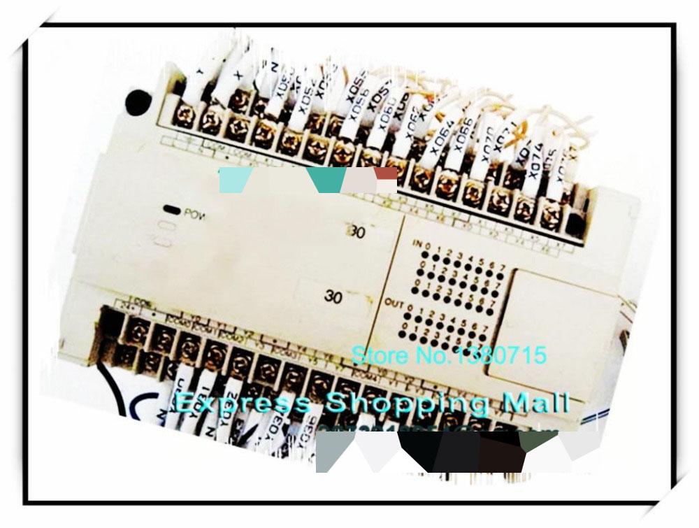 New Original FX0N-40ER-D FX0N Series Powered Extension Unit original airtac sensor switch cs1 f series cs1 fx 030