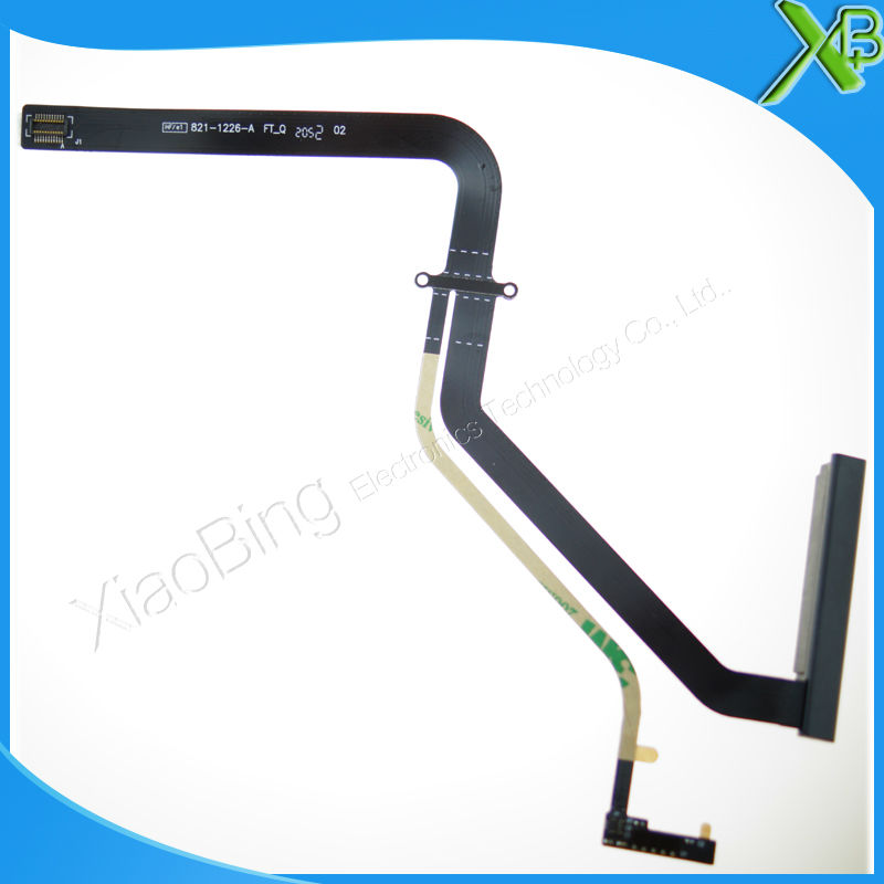 Brand New For Macbook Pro 13.3 A1278 821-1226-A HDD Hard Drive Flex Cable MC700 MC724 MD313 MD314 Early & Late 2011 brand new hdd hard drive disk cable with bracket for macbook pro a1278 13 3 821 2049 a
