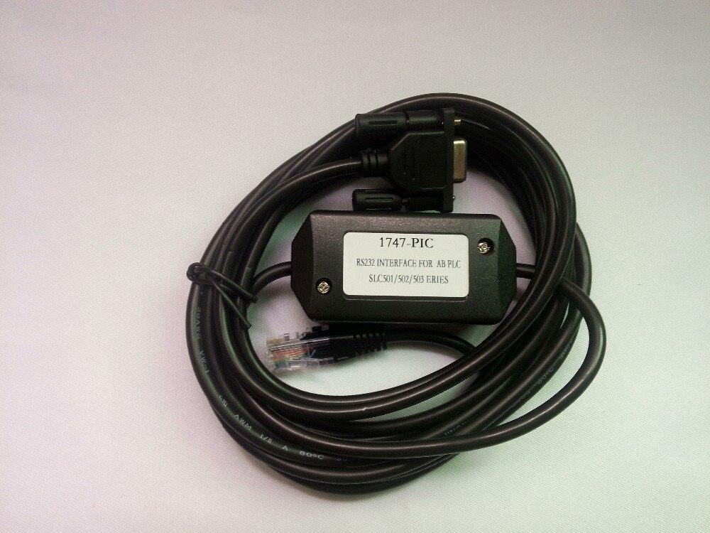 1747 PIC 1747PIC Kabel do Programowania AB Allen Bradley SLC 500 ...