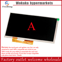 New 7 Inch TABLET Digma HIT 3G Ht7070mg LCD Display Matrix 163 97mm 50pin 1024 600
