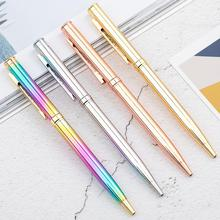 Exquisite metal ballpoint pen advertising gift pen office signature pen school writing pen german imports senator point metal gel pen sign pen advertising pen gift pen 1pcs