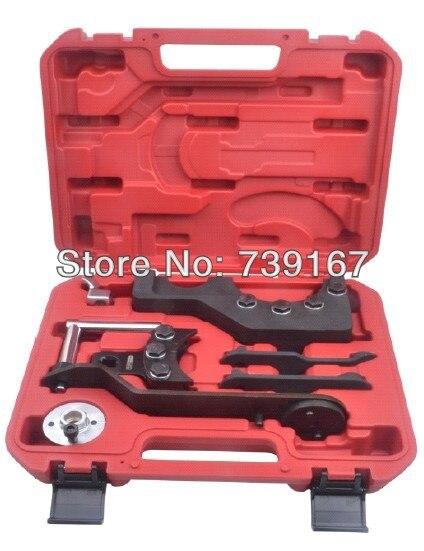 Auto Garagem de Reparação de Bloqueio Da Árvore de Cames Alinhamento Sincronismo Do Motor Ferramenta Para VAG VW Touareg Phaeton 2.5 TDI 4.9D ST0068