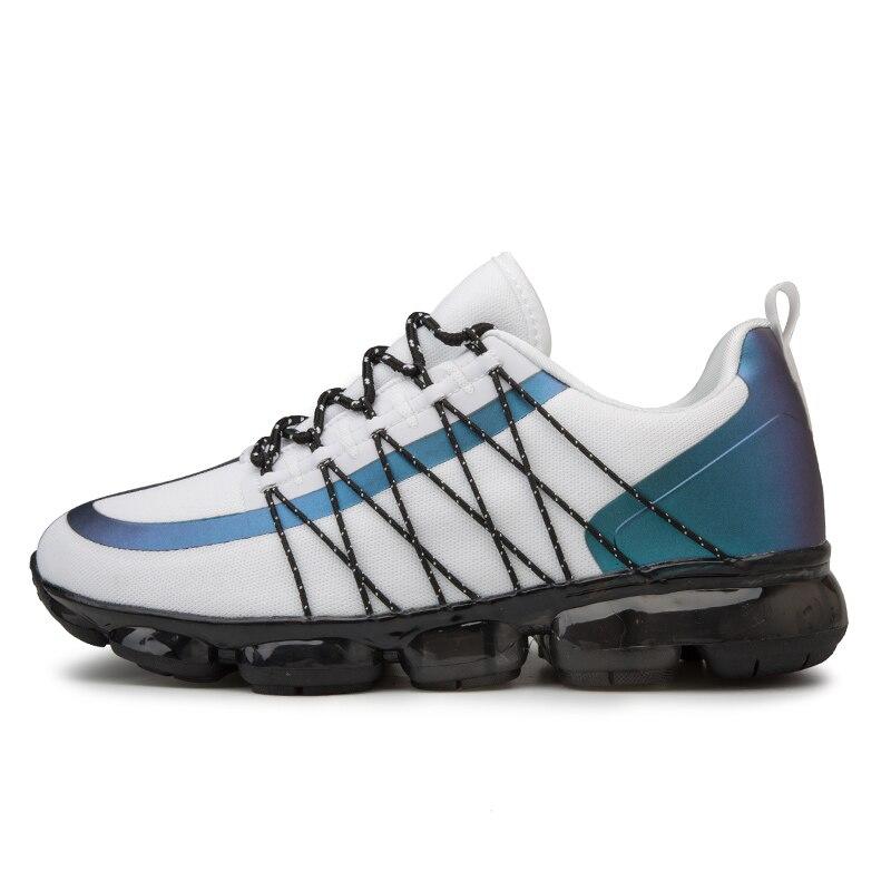 2019 nouveauté hommes chaussures de Tennis Style populaire en plein air Jogging baskets à lacets hommes chaussures de sport confortable livraison gratuite - 5