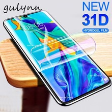 New 31D Full Cover Protection Hydrogel Film For Huawei Mate 20 P30 Pro Lite Soft