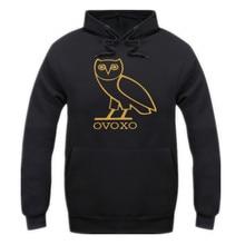 Men's sweatshirt Thick Material ovoxo hoodie