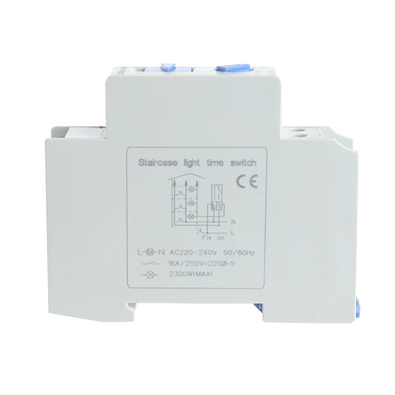 Stair Light Delay Timer Controller Relay Normally Open Contact Adjustable-TwFi normally open single phase solid state relay ssr mgr 1 d48120 120a control dc ac 24 480v