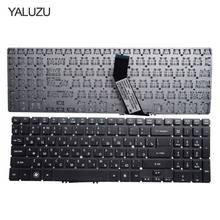 Teclado do laptop russa para Acer Aspire V5 V5-571 V5-531 YALUZU V5-531G V5-551 V5-551G V5-571P V5-571PG V5-531P Q5LJ1 M5-581 RU