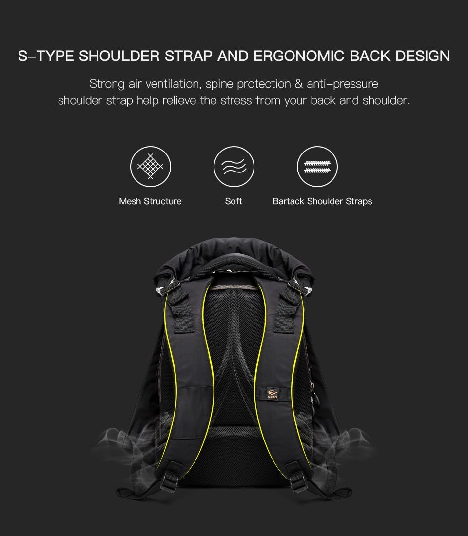 5Laptop Backpack