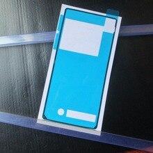 Blingird 2 шт. Водонепроницаемый клей Клейкие ленты Стикеры для Sony Xperia Z2 d6502 D6503 d6543 задняя крышка корпуса батарейного отсека крышка