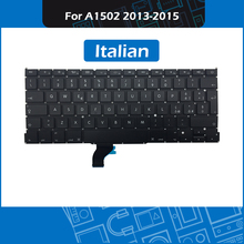 10pcs/lot Laptop IT Italian Layout For Macbook Pro Retina 13″ A1502 Italy keyboard Replacement 2013 2014 2015 Year