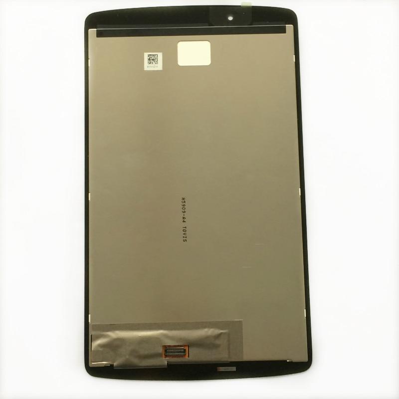 ФОТО For LG G Pad II 8.0 LG V498 original LCD Display Black touch screen panel Digitizer Assembly