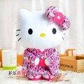 Экспортируется в Японии Кимоно Sanrio Hello Kitty плюшевые игрушки Лук каваи кукла кошки милые чучела животных мультфильм девочек игрушки подарки