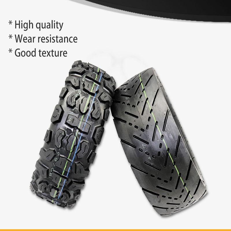 Jueshuai 60v 3200w Scooter électrique roue pneu et chambre à air de haute qualité en caoutchouc résistance à l'usure accessoires hommes Scooter roue