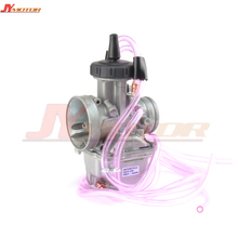 universal 2T 4T engine motorcycle scooter UTV ATV Fit for pwk35 35mm keihin carburetor carburador