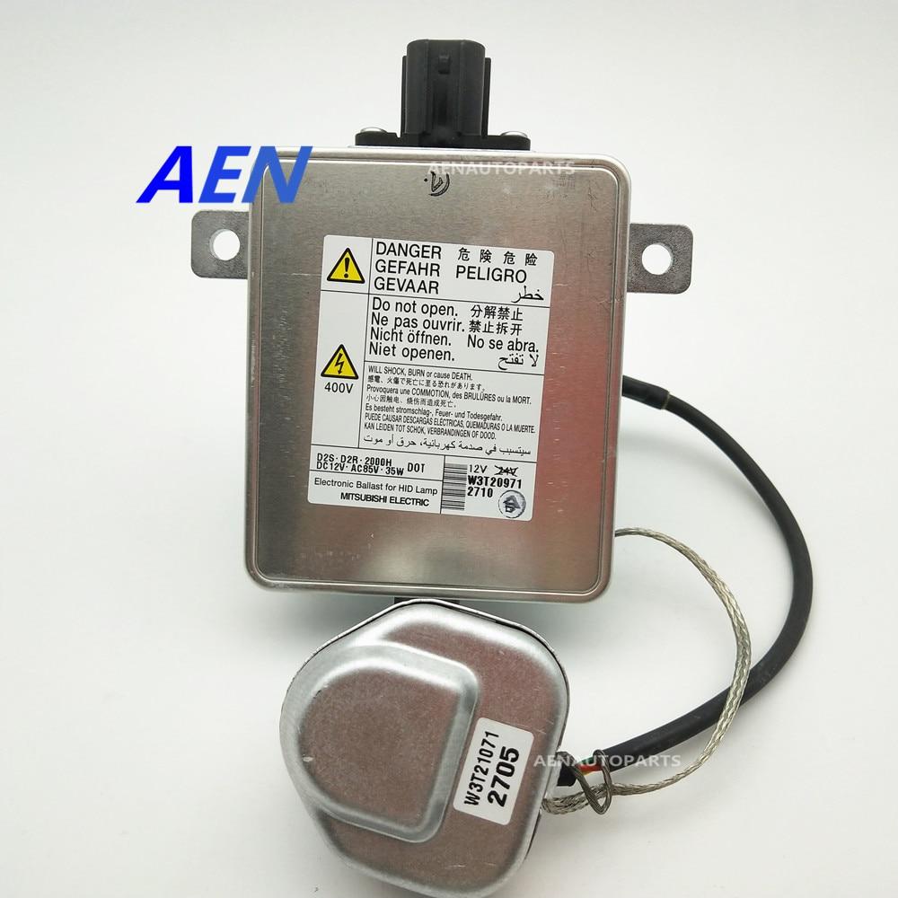 Genuine for 2006 14 Acura TL TLS TSX ZDX ILX MDX RDX CSX Headlight Ballast with