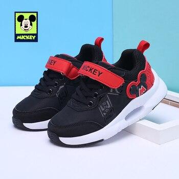 Zapatos deportivos para niños de Disney, zapatos deportivos para niños, nuevos zapatos para correr de otoño, antideslizantes, resistentes al desgaste