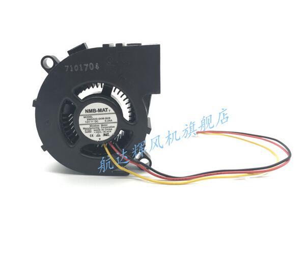 NMB BM5020 04W B49 5020 12V 3 wire projector fan blower-in Fans ...