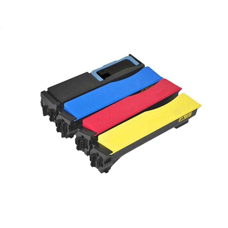 High Quality Toner Cartridge for Kyocera FS C5300 C5305DN C5350DN 4X/Set bulk toner powder for ricoh spc220 ipsio spc301 printer for kyocera fs c1020 ipsio sp c301 toner powder for kyocera fs 1020