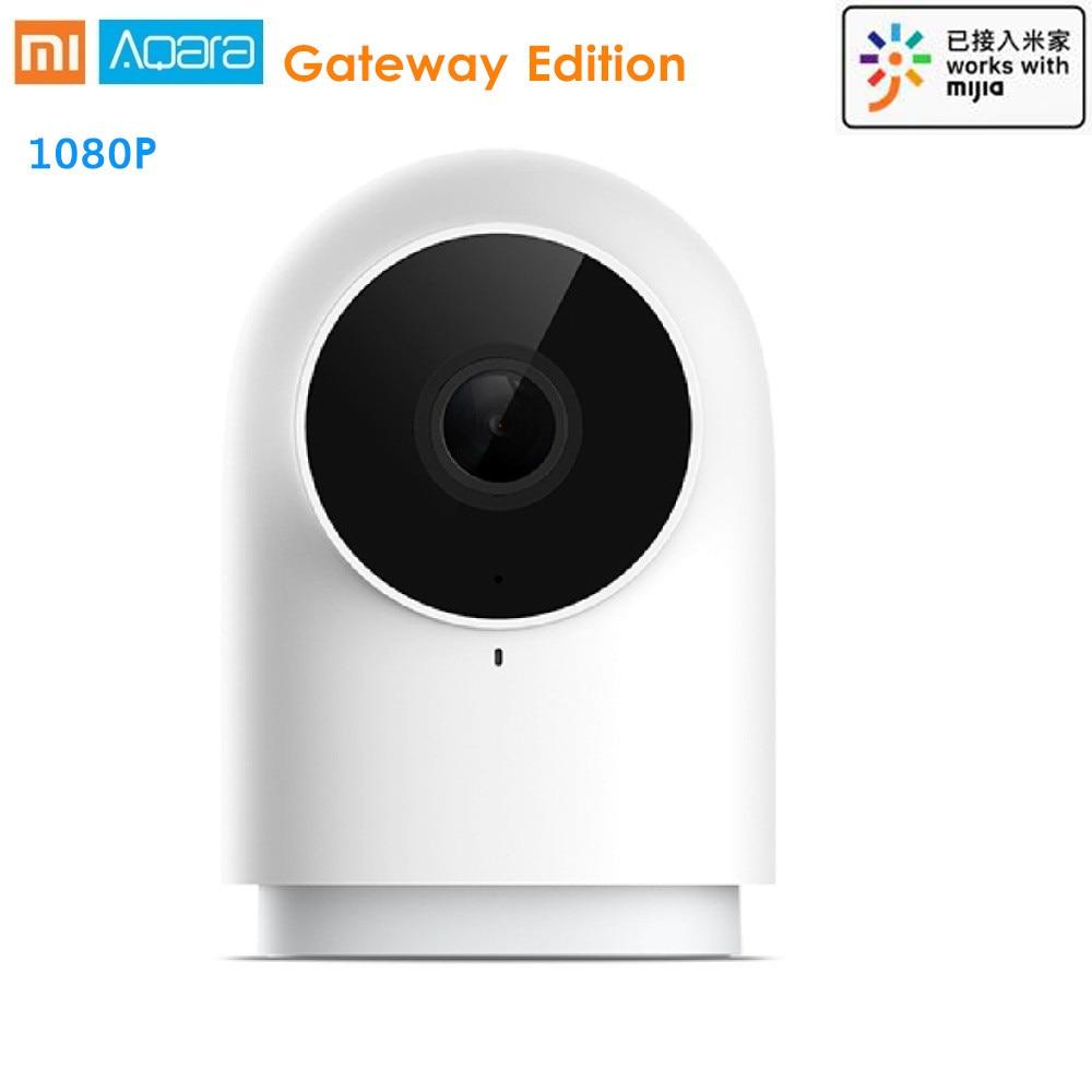 Le plus récent Xiaomi Wifi sans fil Cloud sécurité à domicile Aqara caméra intelligente G2 1080 P passerelle édition Zigbee liaison dispositifs intelligents IP