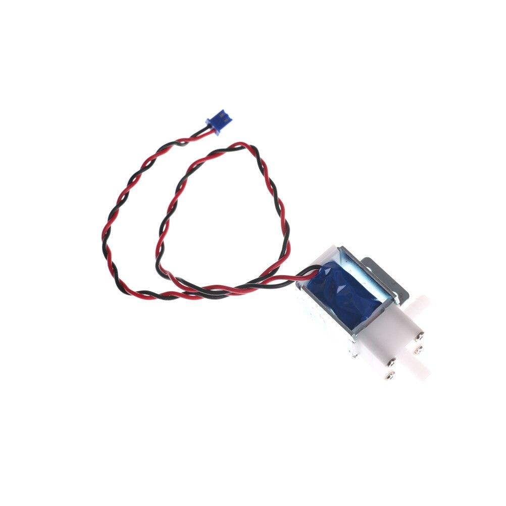 Heimwerker Open Air Wasserventil Dc12v 120ma Magnet Elektrische Entmutigt N/o Magnet Auslassventil Blut NäHren Und Geist Einstellen Sanitär