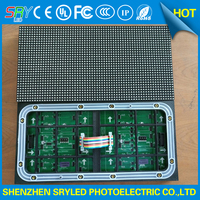 SMD2727 Outdoor P5 LED Module 320 160mm 64 32 For Outdoor Advertising P5 LED Screen LED