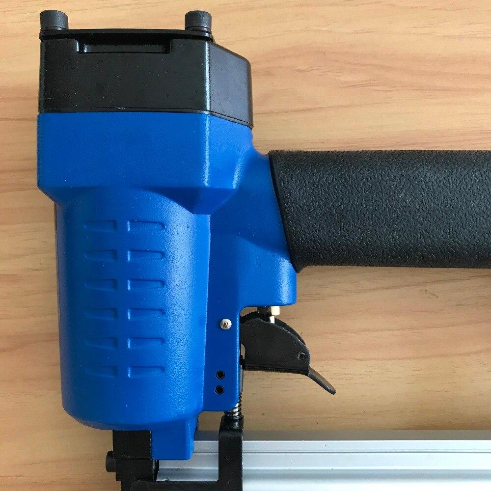 SAT1607 F50B õhkküünepüstol - pneumaatiline naelapüstol - - Elektrilised tööriistad - Foto 5