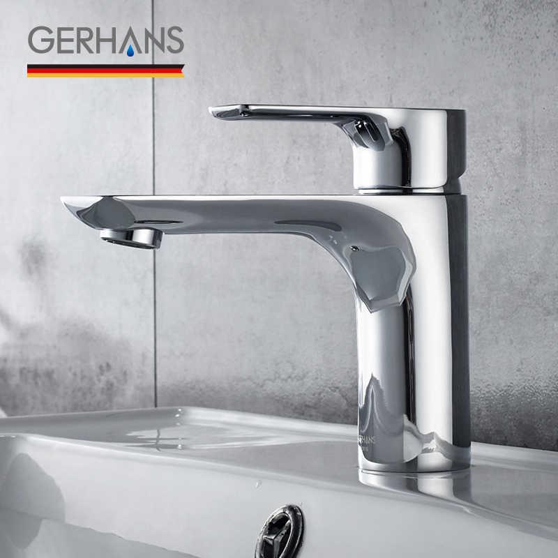 Gerhans Irismart Bathroom Faucet Modern
