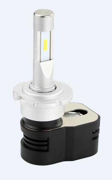 free ship auto parts lighting 2pcs/set T5 LED D4C headlamp conversion kit 6000K turbo headlight датчик lifan auto lifan 2