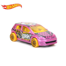 Hotwheels 1:64 Box Fast and Furious Diecast Cars Electroplated Metal Model Hot Wheels Pocket Car Toy for Boy Carros brinquedo 7E(China)