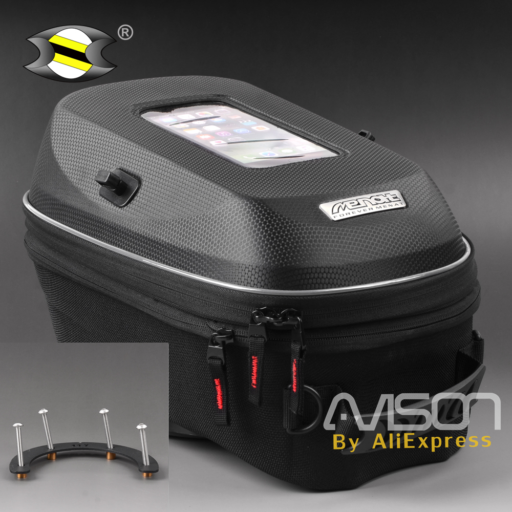 3D Tanklock Tank Bag Fit for BMW R 1200 GS 2004 - 12 / BMW R 1200 GS Adventure 2014 - 2015 / BMW R 1200 RT 2014 - 2015 цена