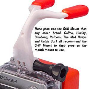 Image 4 - ملحقات Go pro ، أقواس ركوب الأمواج ، موصل لكاميرا Gopro Hero 6 5 4 3 لـ SJ4000