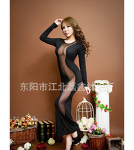 New Sex Hot Sexy Long Paragraph Dress Women For Sexual Erotic Lingerie Ultimate Temptation Sleepwear Lingerie Wholesale