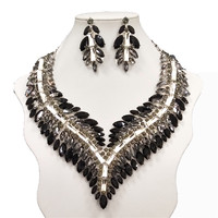 Sexemara nigerian beads necklace jewelry set African jewelry sets more indian jewelry turkish jewelry